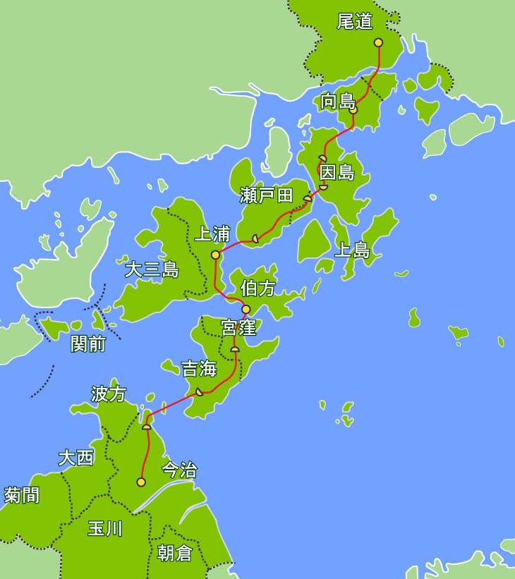 shimanami_map